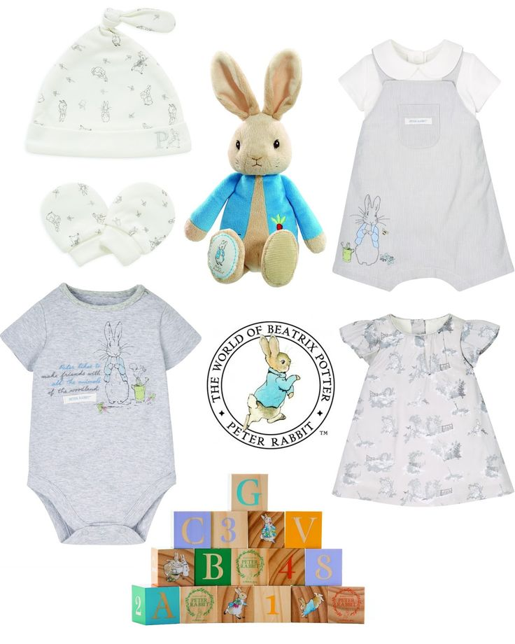 Fashion Finder - the exclusive kids collection coming soon that you won't want to miss! New spring kids clothes. Beatrix Potter Peter Rabbit at Mothercare
