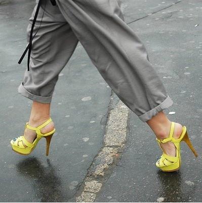 Chino & Yellow - Le blog de Fiona Be - Be.com