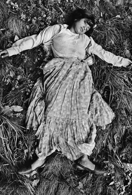 Life of Gypsies by Josef Koudelka