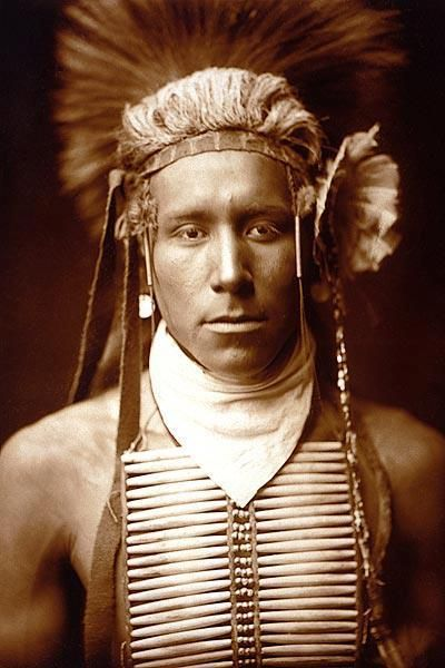 Little Daylight (born Lakota and accepted as a Crow) - 1905