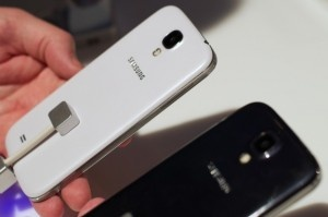 The U.S. Samsung Galaxy S4 pre-orders start in April. The Samsung Galaxy S4 price is confirmed for $249 on AT, more expensive than the iPhone 5 and the T-Mobile Galaxy S4.