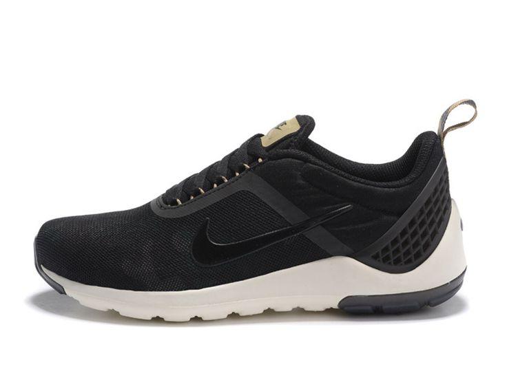 Nike Lunarestoa 2 Essential Chaussures Nike Running Pas Cher Pour Homme Noir / blanc 807791-003
