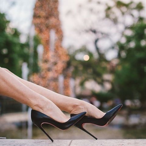 So Kate Pumps - Christian Louboutin ❤️ ASKMODA.com #askmoda #alisverisbirask