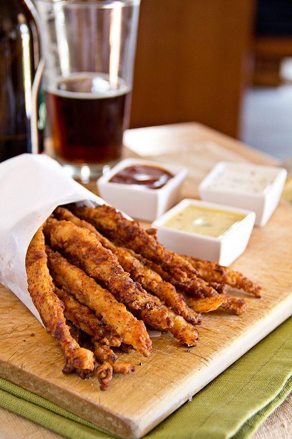 Crispy Chicken Stix   27 Truly Divine Incarnations Of Fried Chicken