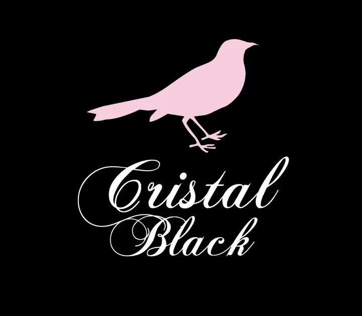 Cristal Black  independent Design Brand