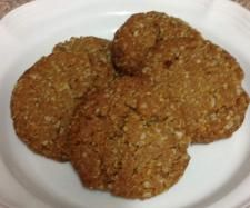 Recipe Chewy Anzac Biscuits by AliceErin - Recipe of category Baking - sweet