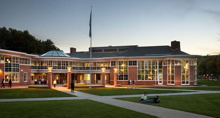 Carl Hansen Student Center, Quinnipiac University