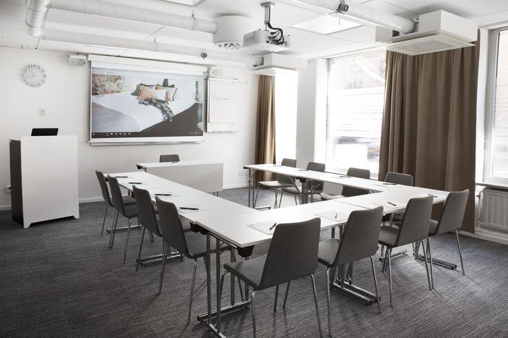 Lokal Svea  har en kapacitet på upp till 30 personer och passar perfekt för mindre grupper.#conference #meeting#stockholm