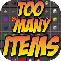 TOO MANY ITEMS MODS FOR MINECRAFT PC EDITION GAME - BEST POCKET GUIDE FOR MCPC by Bluestone Publishing Inc