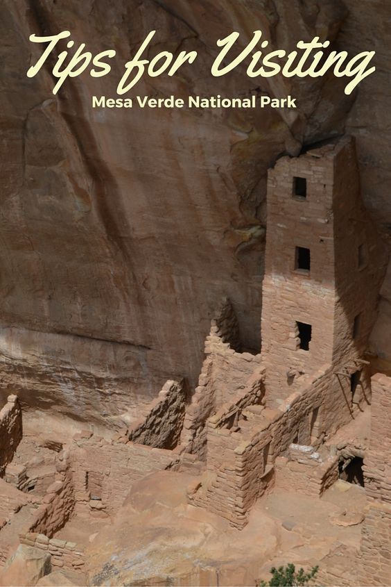 Tips for Visiting Mesa Verde National Park