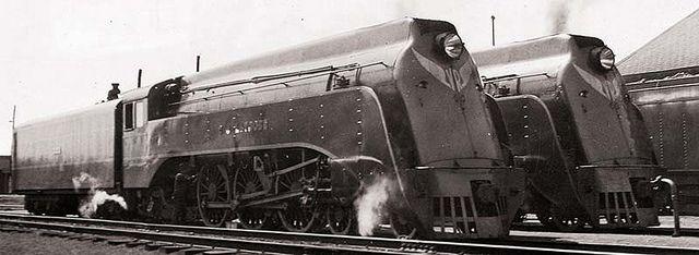 Spirit of  Progress  - S class steam locomotives