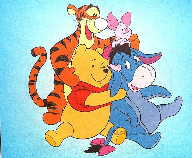 Winnie The Pooh And Friends Winnie The Pooh And Friends Quotes