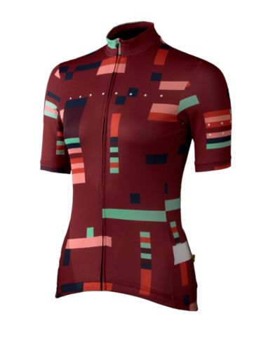 Description  Full Gas Aero   Locals UTD Women s Jersey   Port   The Pedla - Full  Gas - Pro race cut short sleeve women s specific jersey with Extended . 65610c282