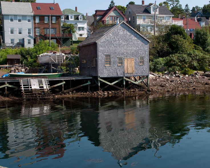 Fish House Photo,Waterfront Print,Fine Art Photography, Lunenburg Photography,Seascape Photography,Nova Scotia,Nautical,Nautical Photography