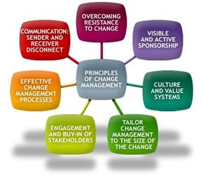 Principles of change management