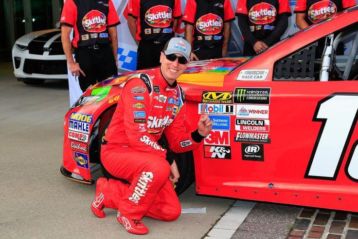 Brickyard 400 clasificación de resultados: Kyle Busch gana la pole en el Indianapolis Motor Speedway
