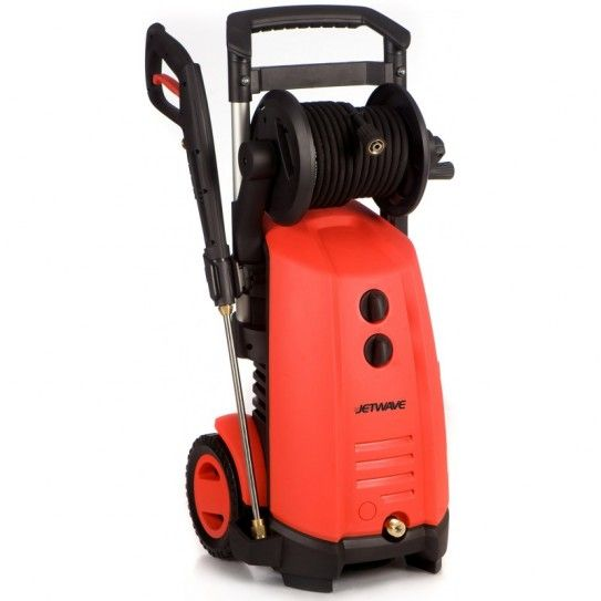 Jetwave Raider Electric Semi-Commercial High Pressure Washer 1900PSI, 1 year warranty. Lightweight pressure washer designed for: Light commercial tasks, small business use, entry level trade applications, regular/demanding domestic requirements around the home.