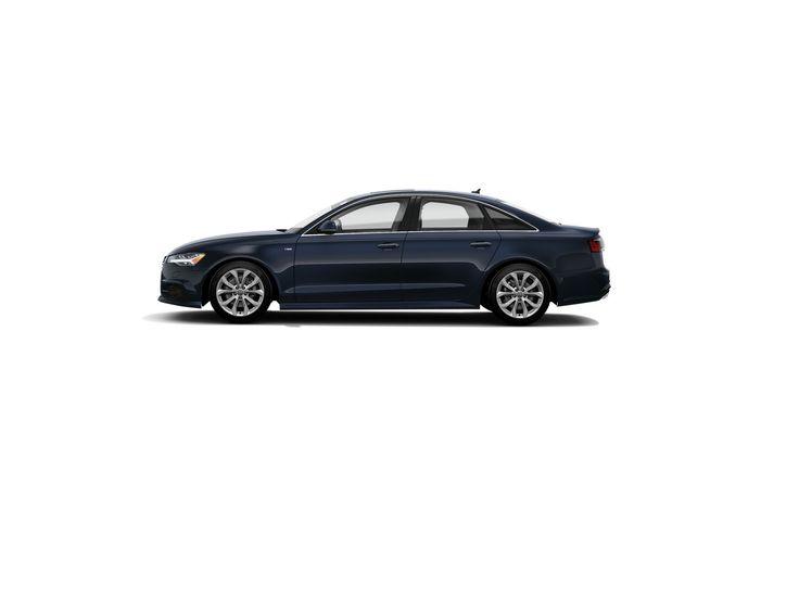 Build Your Own Custom Audi A6 | Audi USA