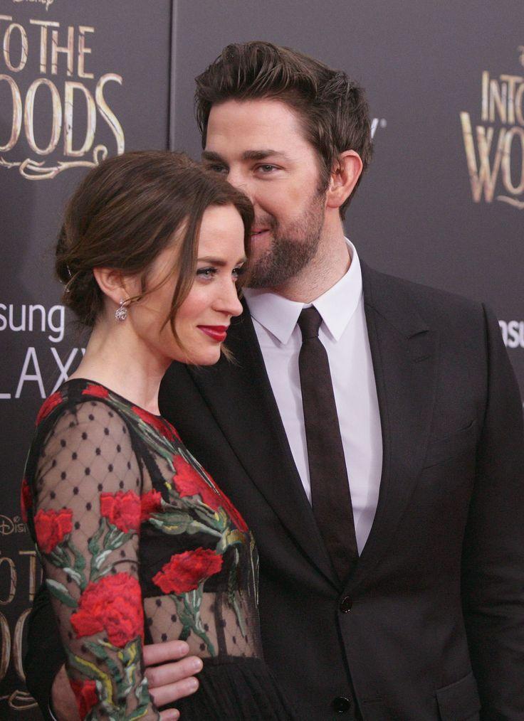 7 Times Emily Blunt And John Krasinski Proved That Love Isn't Dead