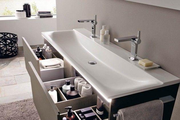 #Bad #Dusche #Armatur #Wohnen #Waschtisch Foto: Ke…