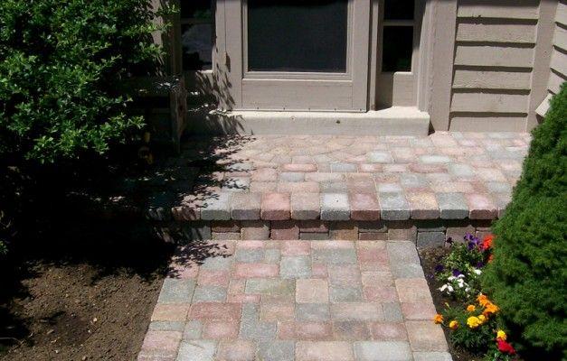 Best 25 Pavers over concrete ideas on Pinterest  Outdoor tile over concrete Back yard paver