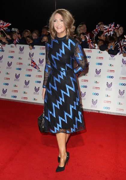Victoria Derbyshire attends the Pride Of Britain awards at the Grosvenor House Hotel on October 31, 2016 in London, England.