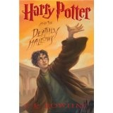Harry Potter and the Deathly Hallows (Book 7) (Hardcover)By J. K. Rowling