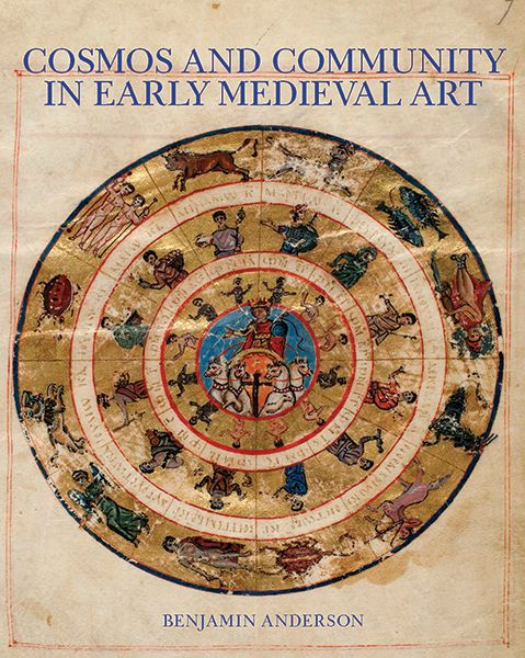 """In """"Cosmos and Community in Early Medieval Art,"""" assistant professor of the history of art and visual studies at Cornell University, Benjamin Anderson, presents the first comparative study of cosmological art between 700 and 1000 A.D. and details what distinguished such imagery in each of three cultural spheres – the Frankish empire of Western Europe, the Byzantine empire and the Islamic empire in the Middle East."""