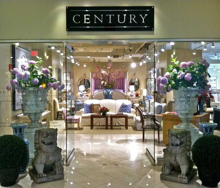 The Charlotte Moss Collection At The Century Furniture Showroom  Boston  Design Center