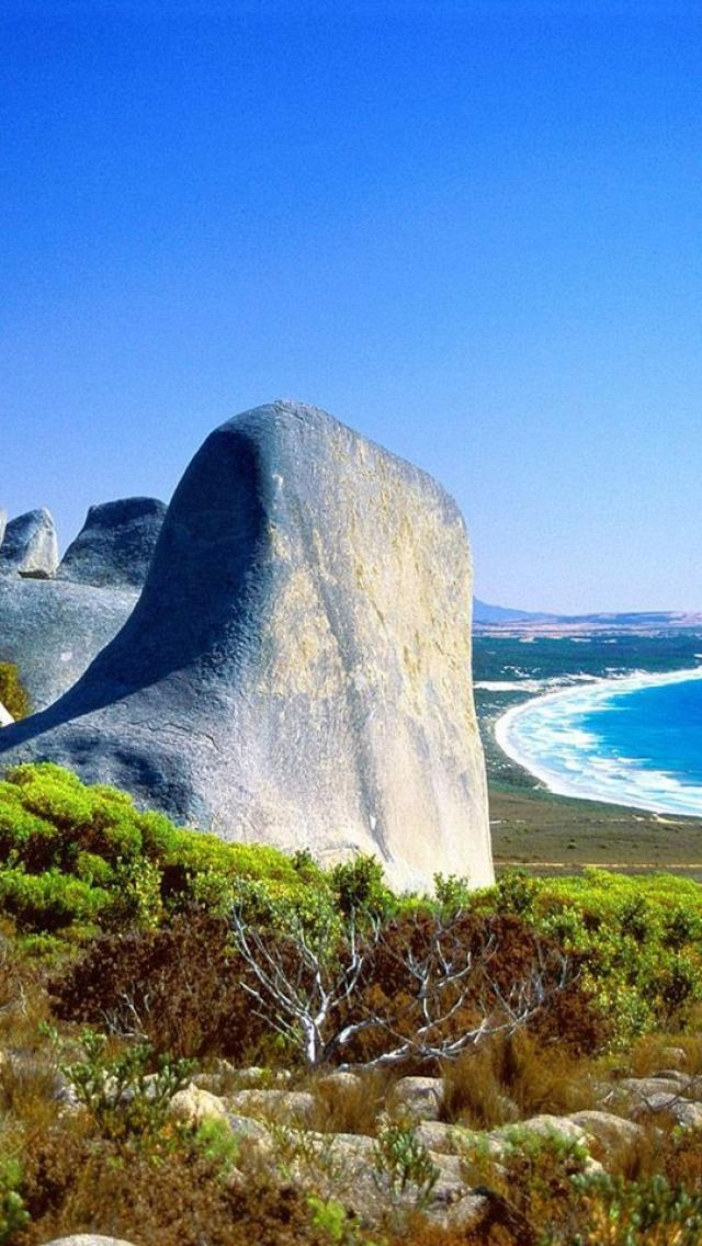 Cheynes Beach Caravan Park, Australia, Europe | iPhone wallpapers HD