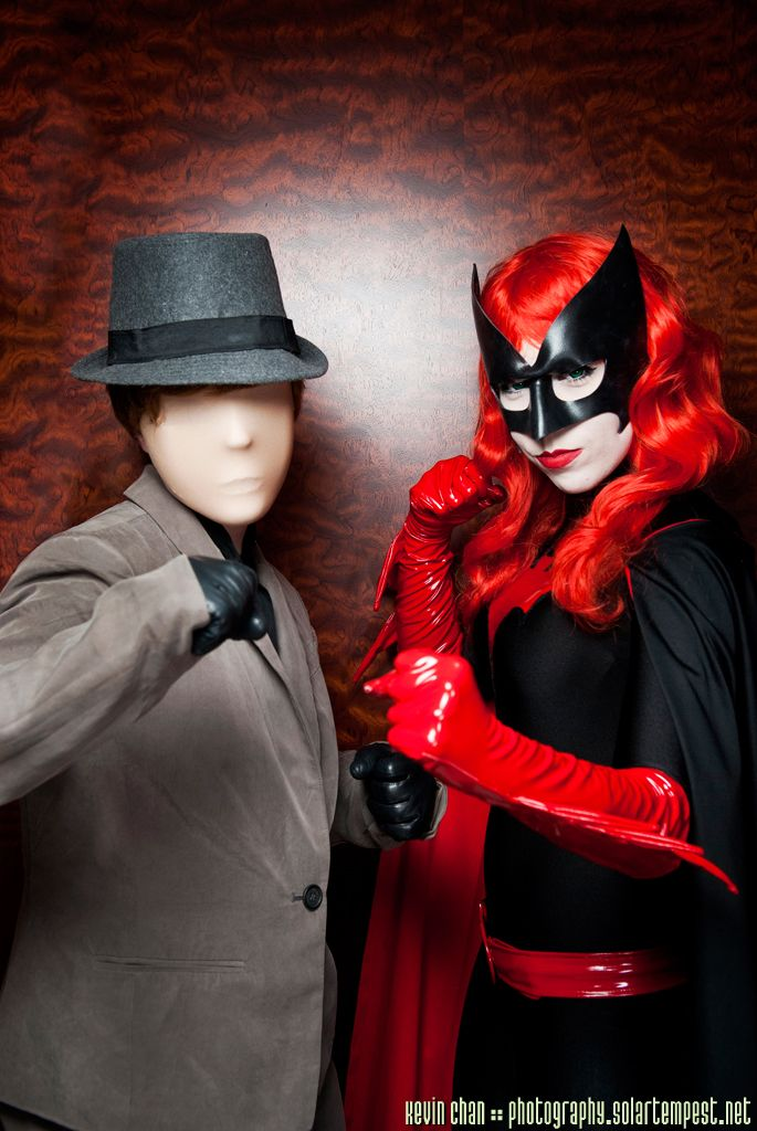Kevin Chan Photography - Batwoman and The Question : DC Comics