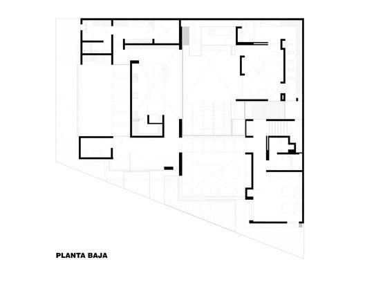 Casa AGR,Planta 0