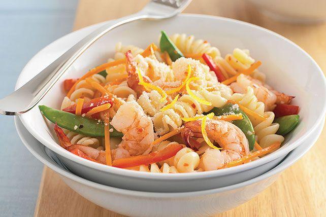 Une recette simple, qui déborde de légumes et de saveurs. Même les plus difficiles de la famille en redemanderont!