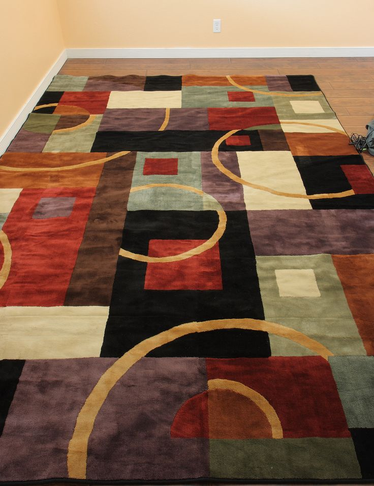How To Make Your Own Rug Using Carpet Remnants