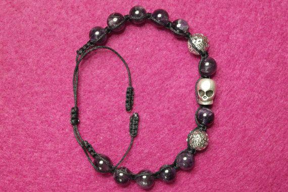 Hey, I found this really awesome Etsy listing at https://www.etsy.com/listing/220070608/energy-mens-amethyst-bracelet-gemstone