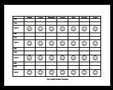+Face+Chart Smiley Face Behavior Charts for Weekly | Free Printable ...