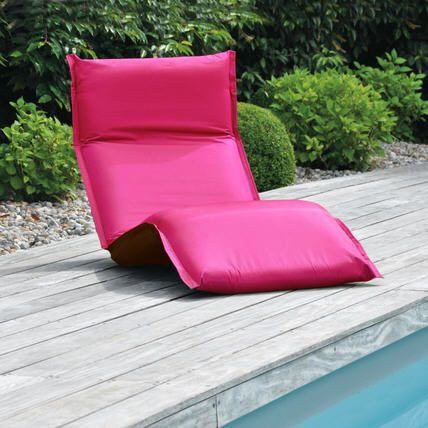 25 beste idee n over bain de soleil pliant op pinterest for Chaise longue jardin prix