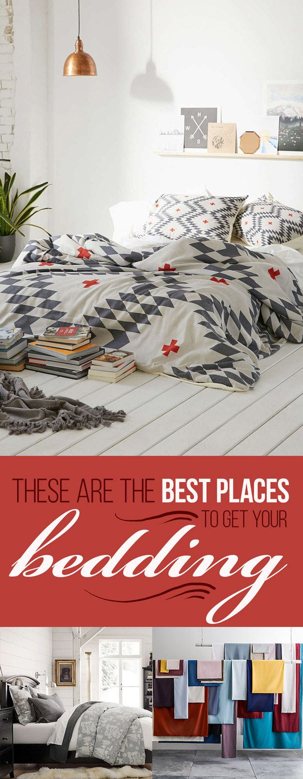 Here Are The Best Places To Buy Your Bedding