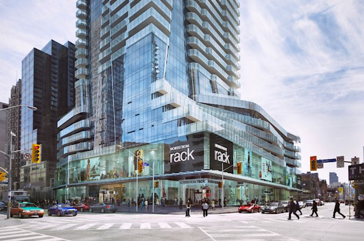 Nordstrom Announces First 3 Canadian Nordstrom Rack Opening Dates:  Nordstrom has confirmed 6 locations, with plans to open up to 15 Nordstrom Rack stores in Canada.