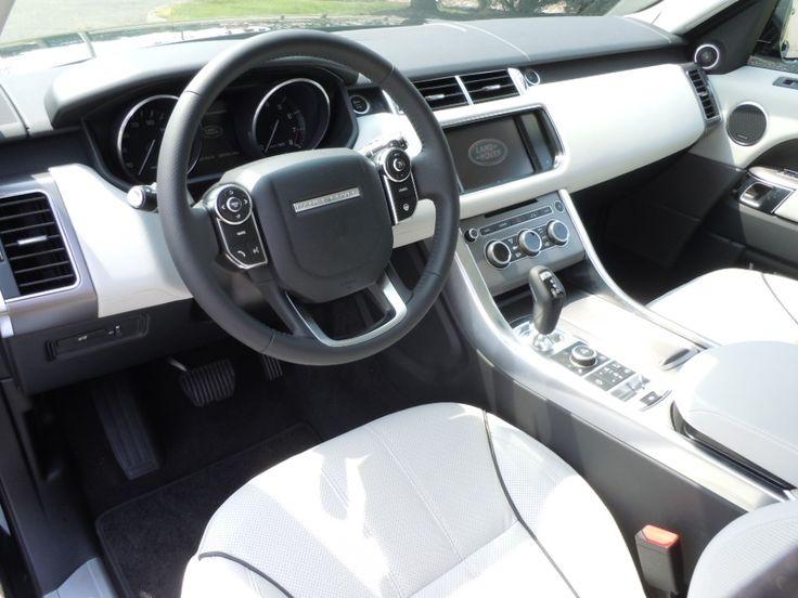 2014 Land Rover Range Rover Sport 5.0L V8 Supercharged dealer photo