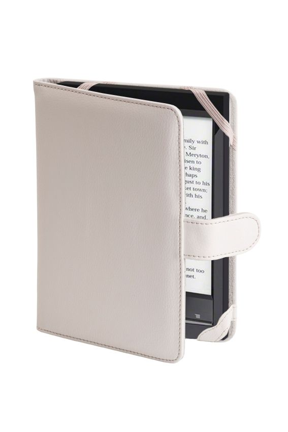 White isn't a colour?! For your Sony ebook reader.  EreadersRus  - Sony PRS T1