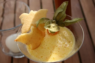 Citrus - Pomelo and Lime Curd with Orange Curd, Orange Mousse and ...