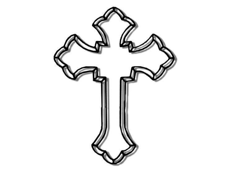 Cross Template Printable - Google Search