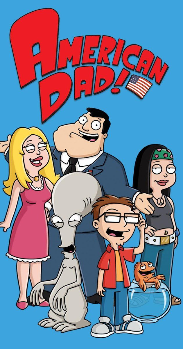 Created by Mike Barker, Seth MacFarlane, Matt Weitzman.  With Seth MacFarlane, Wendy Schaal, Dee Bradley Baker, Scott Grimes. The random escapades of Stan Smith, a conservative CIA agent dealing with family life and keeping America safe, all in the most absurd way possible.