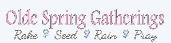 PLANTILLA primitivas primavera  reuniones de por OaklandStencil