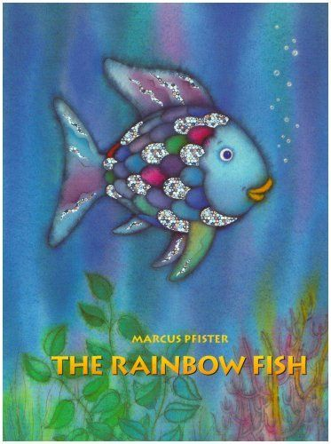 12 best under the sea images on pinterest baby books for Rainbow fish children s book