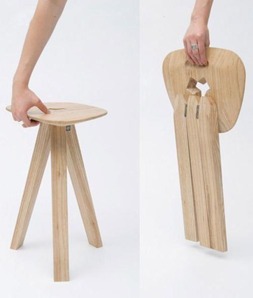 Sillas plegables. # DIY_Idei