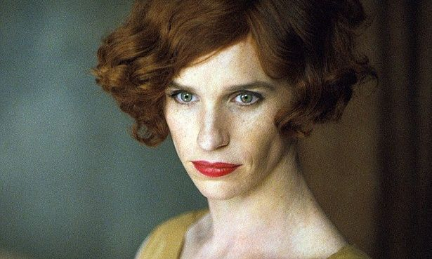 First image of the Oscar-winning actor in The Danish Girl, the Tom Hooper-directed film about the transitioning of Einar Mogens Wegener in the 1930s