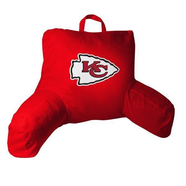 Kansas City Chiefs NFL Bed Rest Pillow
