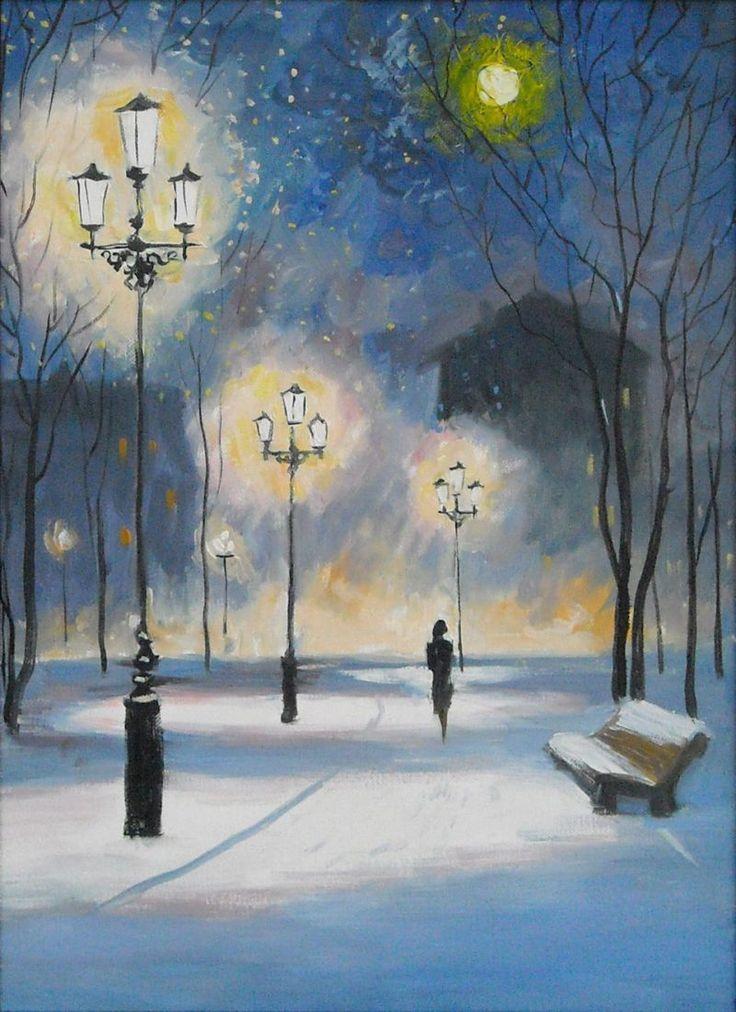 Alexander Bolotov ~ Unforgettable Paris   Tutt'Art @   Pittura * Scultura * * Musica Poesia  